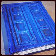 My very own Book of spoilers, Doctor River Song's journal.