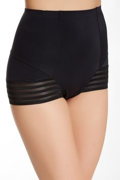 Mesh Stripe High Brief by Skweez Couture By Jill Zarin on @HauteLook