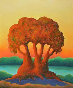 Nicolas García Uriburu (1937-2016) Landscape Paintings, Landscapes, San, Photography, Pocket, Buenos Aires, Buenos Aires Argentina, Paintings, Artists