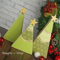 easy triangle trees