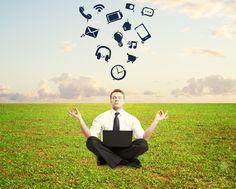 When mindfulness meets technology