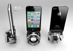 Waffles!: WALdok for the iPod Nano 6th Gen.