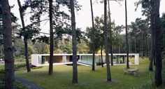 Villa 1 in Ede, The Netherlands / by Powerhouse company