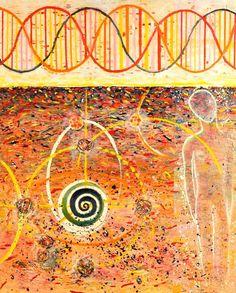 Luis GERALDES. Oil on canvas. 152x122cm.