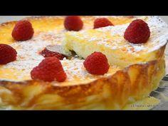 Tarta de Yogur Fácil. Receta Fácil de Postres - YouTube Empanadas, Mole, Americas Test Kitchen, Apple Desserts, Sin Gluten, Flan, Cheesecakes, Cake Pops, French Toast