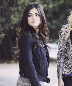 Lucy Hale. Your hair is gorgeous.