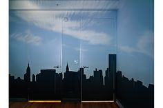 Camera Obscura: Late Afternoon View of the East Side of Midtown Manhattan, 2014.