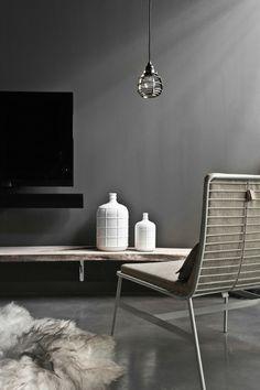 Products details - Meubels - metalen lounge stoel