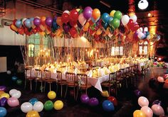this would ROCK as a surprise party