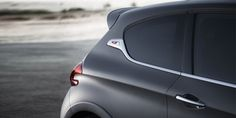 Textured paint with the #Peugeot Ice Silver