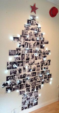 Nuestro arbol de navidad familiar!!!