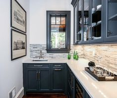 The perfect layout of a Butler's kitchen #bethesdagatewaysales