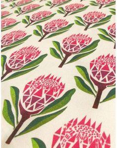 Pretty Protea Cushion Cover