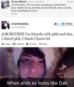 Charlieskies and amazingphil dating sim