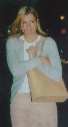 een tijd lang onafscheidelijk van haar Todd's tas