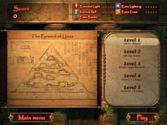 Ancient Egyptian Online Games  (Week 1, Week 5-Geography)