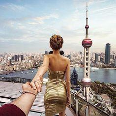 SHANGHAI. #Shanghai - #China  Credit: @muradosmann  Via: @chinese.vacations