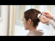 【着物 ひととき】プロが伝える 着物 髪型 ロング 自分で できる 簡単 30代 40代 50代 セミロング - YouTube