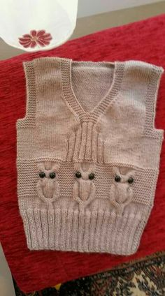 Baby Knitting Patterns, Knitting Baby Girl, Knitting Designs, Crochet Baby, Mens Fashion Sweaters, Baby Cardigan, Baby Dress, Diy And Crafts, Two By Two