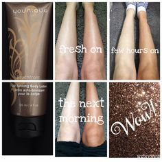 Amazing sunless tanner! the best tanner ive ever used i always get compliments https://www.youniqueproducts.com/Kristasue
