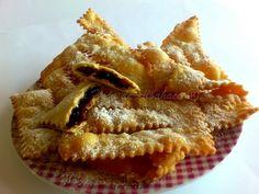 ¡¡¡Receta de la semana!!!   Una  receta típica para celebrar el carnaval en Italia: Le chiacchiere