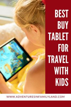 The Amazon Kindle Fire Tablet is without a doubt one of our favourite travel accessories for kids, and is the one we recommend as a best buy tablet for international travel with children. Kindle Fire Tablet, Amazon Kindle Fire, Travel With Kids, Family Travel, Fire Kids, Attention Span, Business For Kids, Getting Out, Travel Accessories