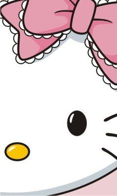 hello kitty wallpaper: Hello Kitty Face Wallpapers