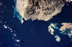 Sharm el Sheikh, at the tip of the Sinai on the Red Sea.