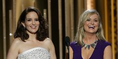 Tina Fey and Amy Poehler Burn Bill Cosby At The Golden Globes