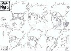Эмоции Какаши. Скетчи Kakashi Hokage, Naruto Y Boruto, Naruto Art, Anime Naruto, Naruto Sketch, Naruto Drawings, Anime Sketch, Blue Exorcist, Kiba And Akamaru
