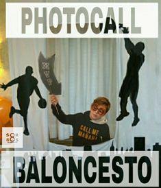 PHOTOCALL DE BASKETBALL - 8sorbosdeinspiracion.com