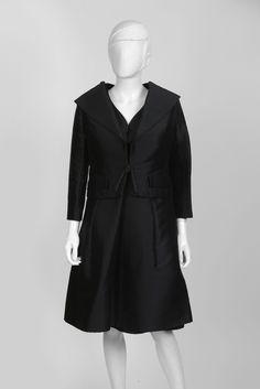 58fb6a6600c CHRISTIAN DIOR Paris Haute Couture par Marc Bohan - Collection Printemps  Eté 1964 n°23034