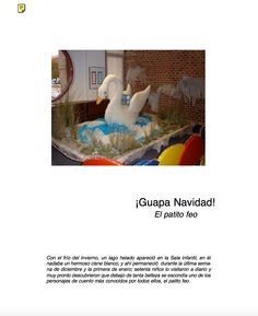 Memoria de animación a la lectura. ¡Guapa Navidad! 2005