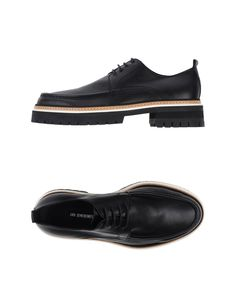 Ann Demeulemeester Lace-Up Shoes in Black for Men | Lyst