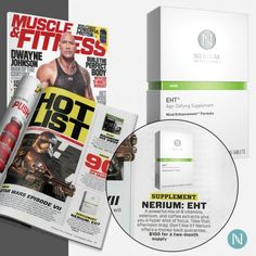 EHT made its way to the pages of Muscle & Fitness Magazine! http://nerium.io/3d8v