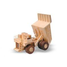PATTERNS & KITS :: Trucks :: 94 - The Mining Truck -
