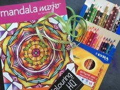 Mandala Mojo & Lyra Slim Groove 36 Colours