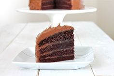 Delicious and Moist Chocolate and Coffee Cake - I Adore Food!