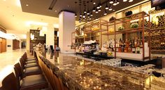 İstanbul Marriott Hotel Şişli restaurant