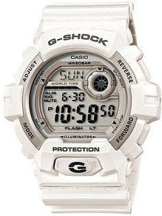 Casio G-Shock World Time Sports G-8900A-7D Mens Watch