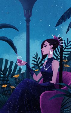 Horoscope Book Cover IllustrationPublisher: AsbooksIllustrator: Bao Luu