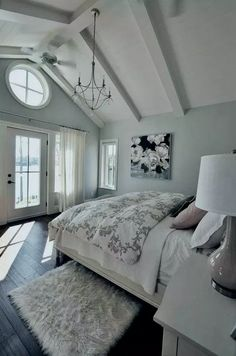 28+ Lovely Farmhouse Master Bedroom Ideas #farmhousemasterbedroom #masterbedroomideas #masterbedroomdesign #masterbedroomdecor – Home Design