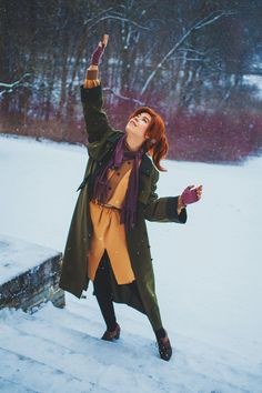 Anastasia traveling dress by Re-Aska