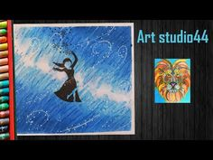 How to draw Elsa (frozen) with oil pastel for beginners - YouTube How To Draw Elsa, Beginner Art, Oil Pastel Drawings, Elsa Frozen, Make It Yourself, Artwork, Youtube, Painting, Elsa From Frozen