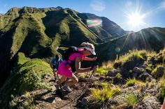 Personal Stories: Conquering the Lesotho Ultra Trail Ultra Trail, Sea Level, Life Is An Adventure, The North Face, African, Community, Sky, Mountains, Travel