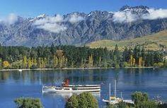 Queenstown, New Zealand  The TSS Earnslaw  #AmazingAccom #holidayhomes