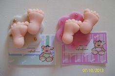 souvenir baby shower porcelana fria