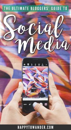 How can you use social media to effectively market your blog and drive traffic to all your content? This comprehensive guide details what platforms you should be on and the specific strategies you should be using on each one!