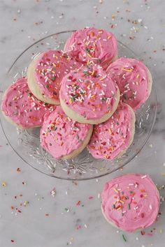 Copycat Lofthouse Sugar Cookies!