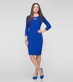 Платье женское ПА 355980 оптом от производителя Panda